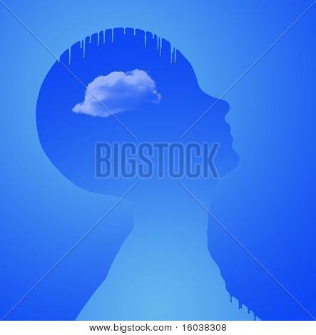 Fusión de la mente - alterada de la realidad