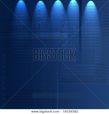 Hi-Res Tech Background