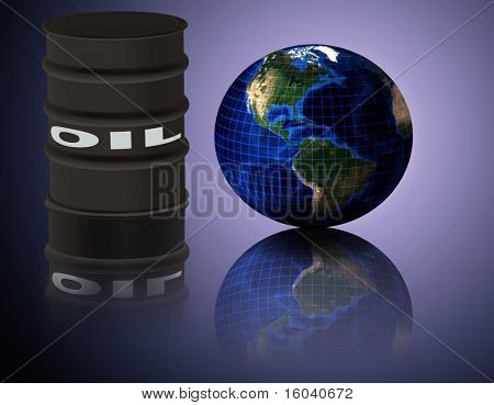 Oil Earth