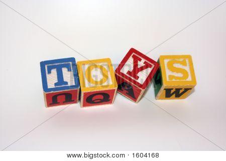 Speelgoed blokken 2