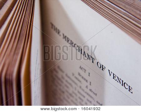 Merchant of Venice Shakespearian Classicc