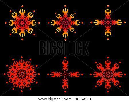 Fancy Ornamental Art 54