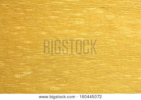Gold color Christmas rough paper texture background
