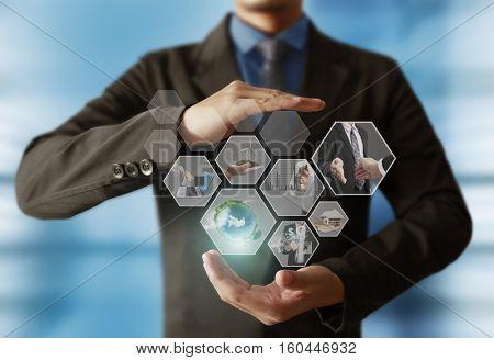 Reaching images streaming, digital
