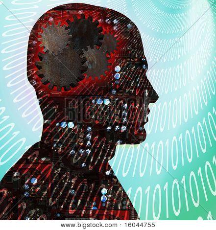 Technologie-Human