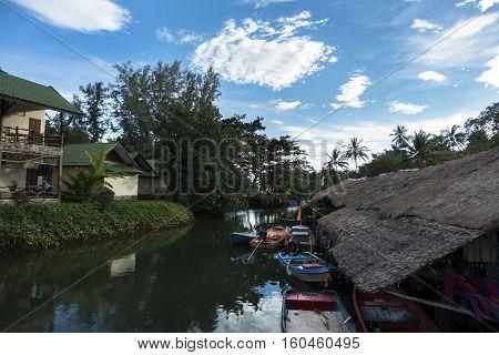 Koh Chang Island, near Klong Prao Beach