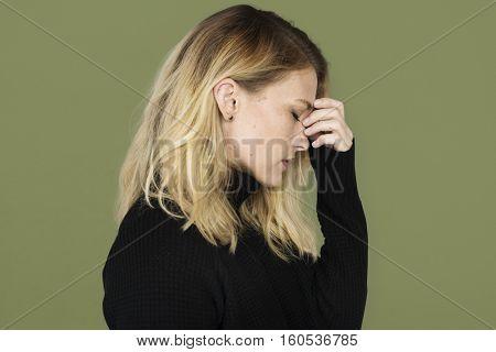Stressed Failure Problem Sick Stress Unhappy Concept