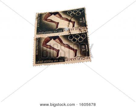 Xix - Indian Postal Stamps
