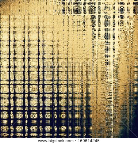 Ancient textured background or shabby backdrop. With different color patterns: yellow (beige); brown; blue; gray; black