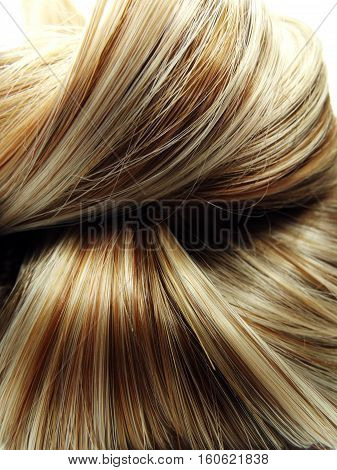 highlight hair texture fashion style abstract background
