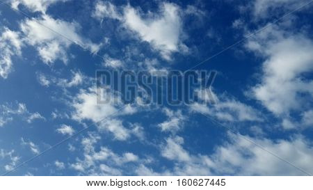blue sky texture and abstract  background ready to use