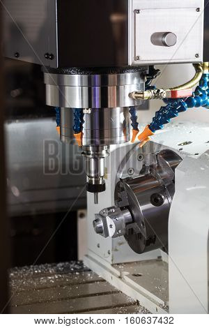 Fast, precise and productive gang type CNC turning center