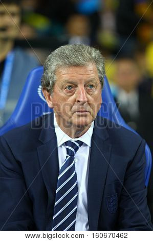 Roy Hodgson, Manager Of England National Football Team