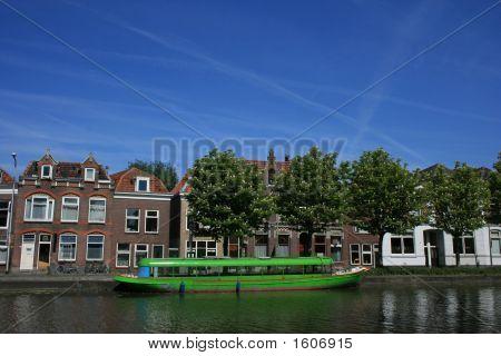 Gouda In Holland