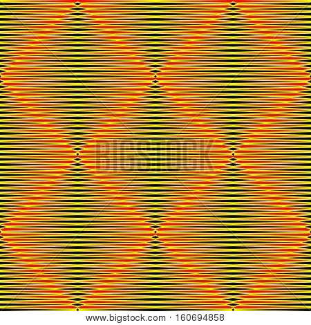 Seamless Rhombus Pattern. Vector Geometric Background. Abstract Web Wallpaper. Decorative Stripe Design