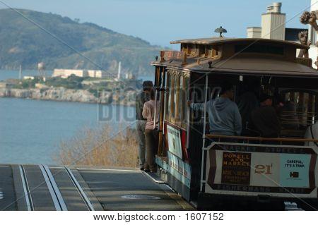 San Francisco Cable Car