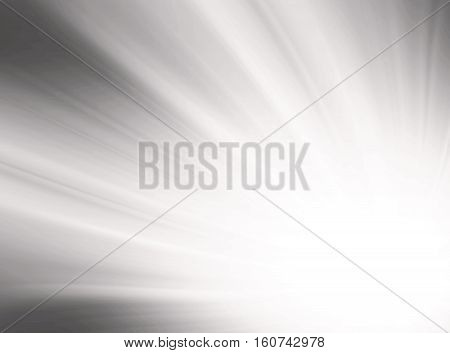 abstract gray  speed line background. Star Burst Background