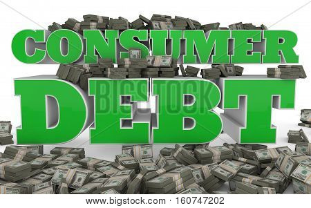 Consumer Debt - A real danger to the economy