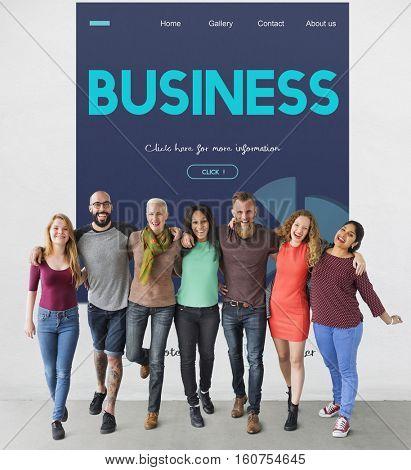 Business Work Website Internet Concept