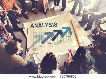 Strategy Business Planning Analysis Concept