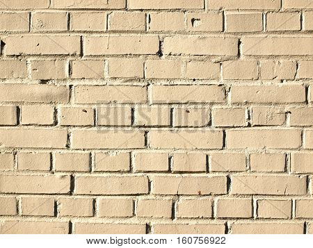 yellow brick abstract texture background, grunge exterior