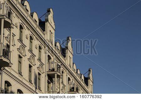 Villa apartments in town center frankfurt am main
