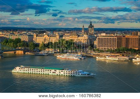 River Cruises are a popular way to explore the Danube in Budapest.