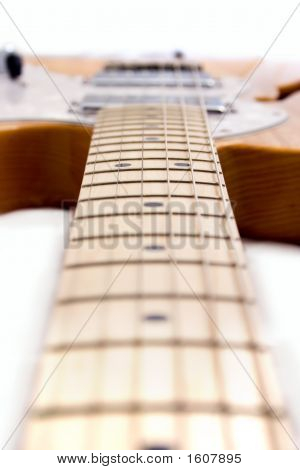 Down The Fretboard