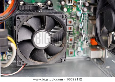 CPU Processor Cooling Fan