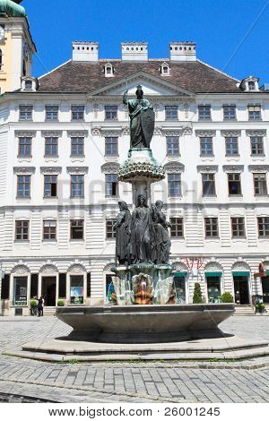 Monument of Kaiser Ferdinands , Vienna, Austri