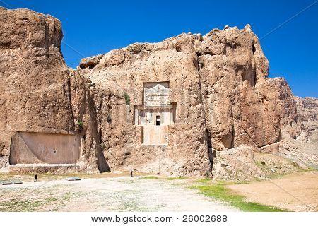 Naqsh-e Rostam, Tomb of Persian Kings, Iran