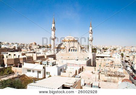Islamic Mosque in Madaba,  Jordan
