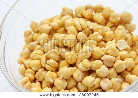 Chickpeas , Garbanzo beans