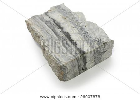 Gold and Silver Ore