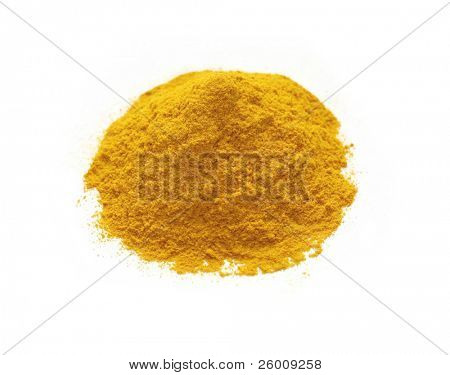 turmeric powder , indian spice