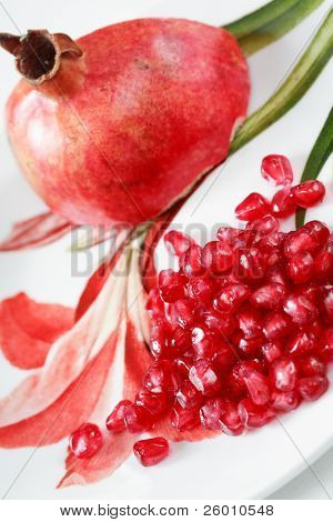 Exotic fruits, lot of vitamin, low calorie