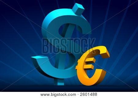 Major Dollar Minor Euro
