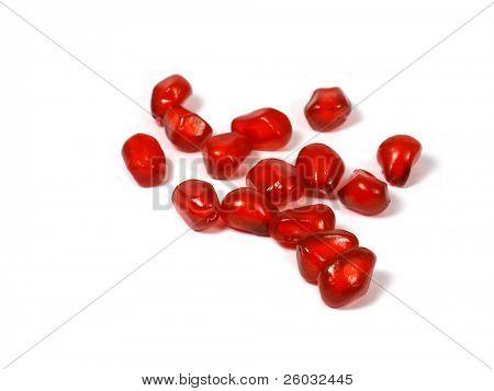 Granatapfelkernen