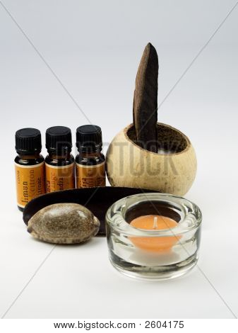Aromatherapi Essence Oils