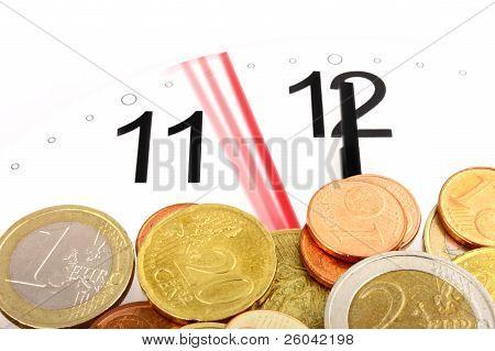 Euro Debt Clock