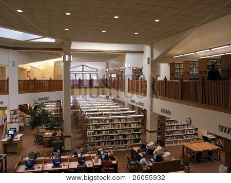 library open space