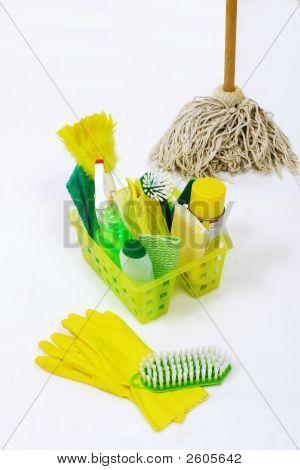 Líquido de limpeza