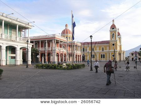 park central nicaragua