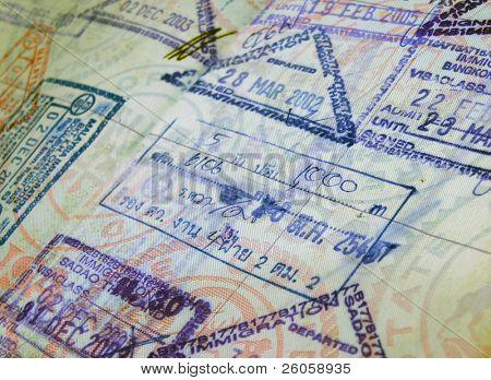 passport visas asia