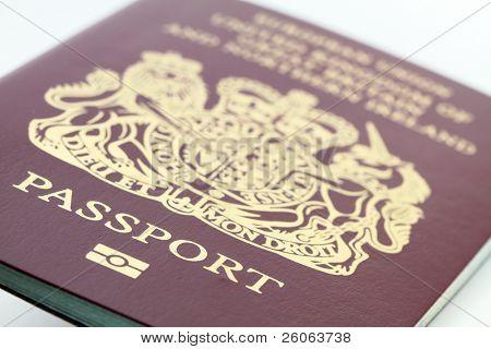 biometric British  passport