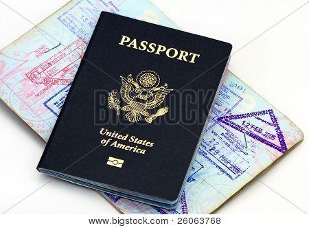 pasaportes y visas