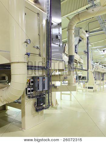 Industrie-Raum