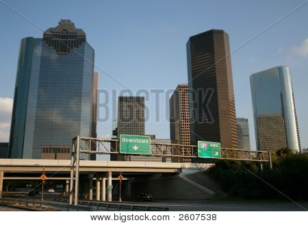 Freeway To Houston
