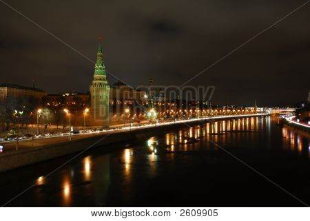 Evening Moscow.