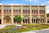 stock photo of tehran  - Golestan palace - JPG